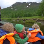 Excursion to the Sami camp Geunja. Photo GE.